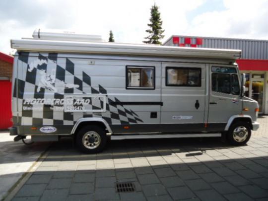 Mercedes Bus Camper Te Koop