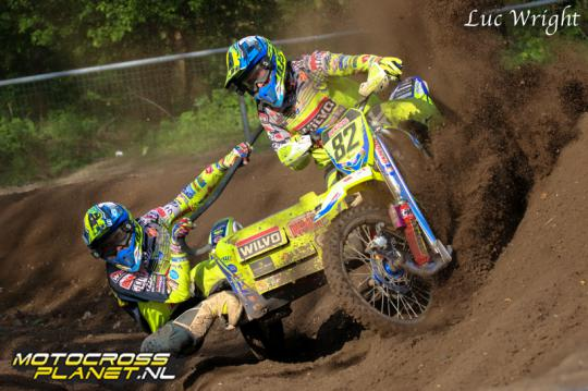 Team Nederland voor Motocross of European Sidecars and Quads