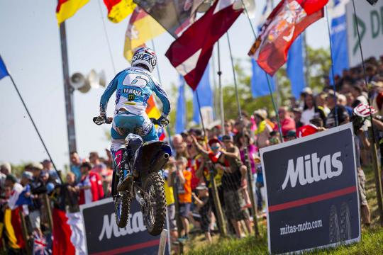 Benoit Paturel wins second moto GP MX2 in France