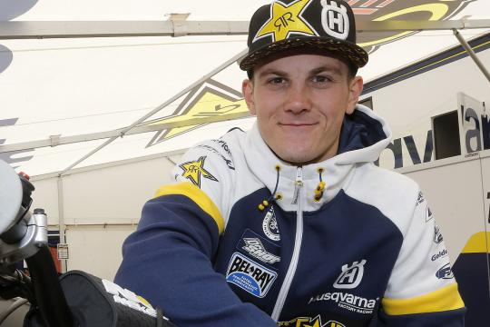 Billy Bolt to replace injured Christophe Charlier at EnduroGP of Greece