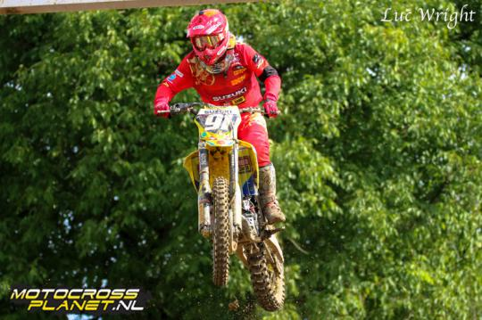 Watch how Seewer and Cairoli took pole position in the GP of Switzerland