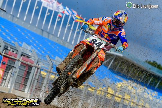 Movie: How Jeffrey Herlings found tracktion in MXGP