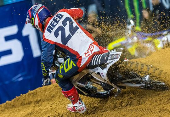 Introducing The Gear Check – Chad Reed Houston Supercross