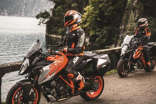 KTM introduceert: de KTM PowerWear Street 2018 Collection