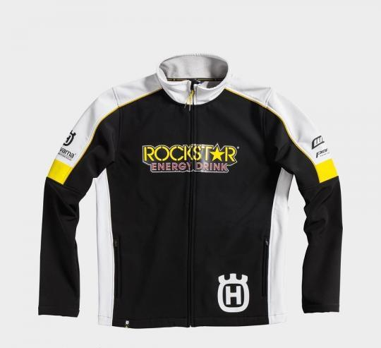 Husqvarna intruduceert de 2018 Rockstar Energy Husqvarna Factory Racing collectie