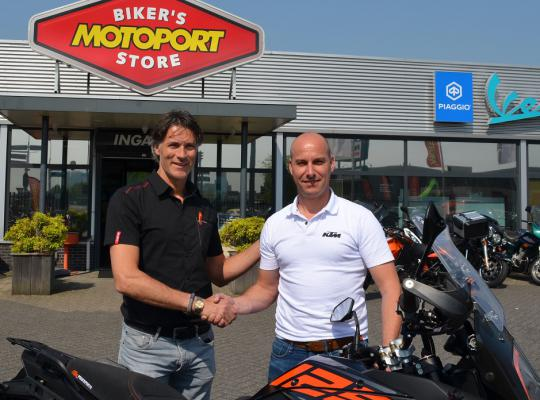 Motoport Wormerveer officieel KTM-dealer