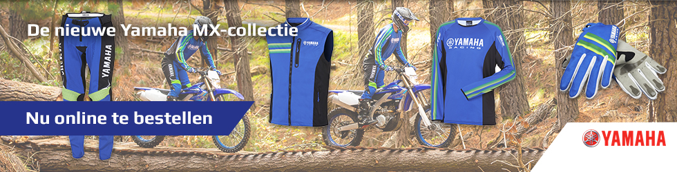 Yamaha MX Collectie