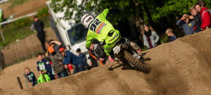 Youri vant Ende pakt ONK 250 titel in Arnhem, van der Mierden wint 500