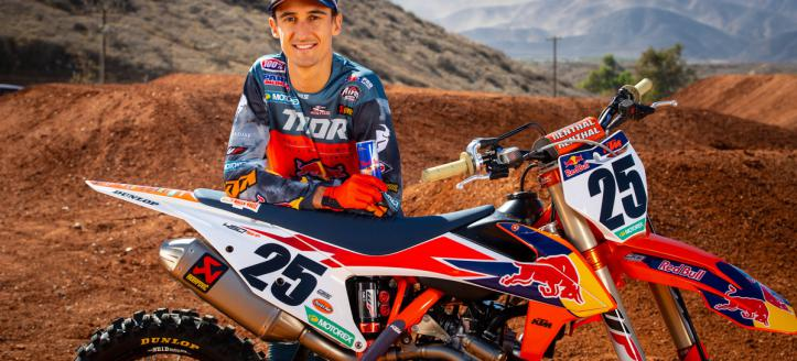 Marvin Musquin blessure update