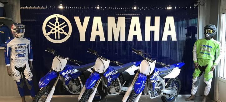 Gebruikte frisse yamaha's op voorraad bij vd laar racing