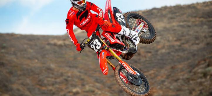 Chase Sexton dit weekend terug in Spring Creek national