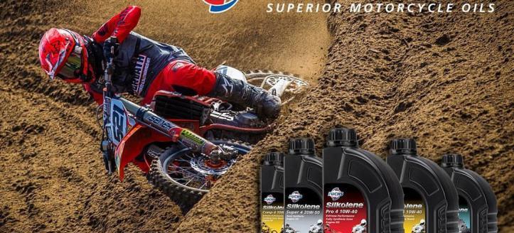FUCHS Silkolene Superior Motorcycle Oils