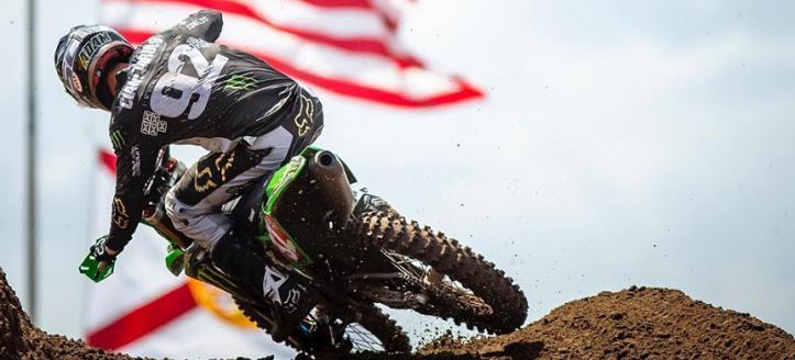 Volledig TV verslag AMA Pro Motocross Millville