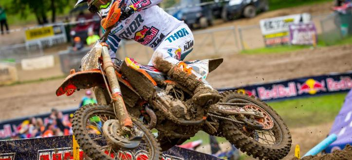 Cianciarulo en Webb winnen tweede manche AMA Pro Motocross Millville