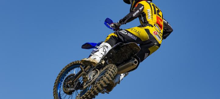 Film: Kom meer te weten over Hutten Metaal Yamaha Racing en SM Action Migliore Yamaha