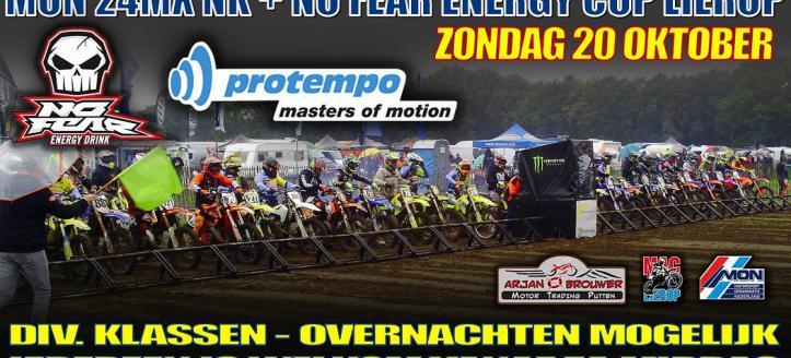 MON 24MX NK + No Fear Energy Cup Lierop 20 okt.