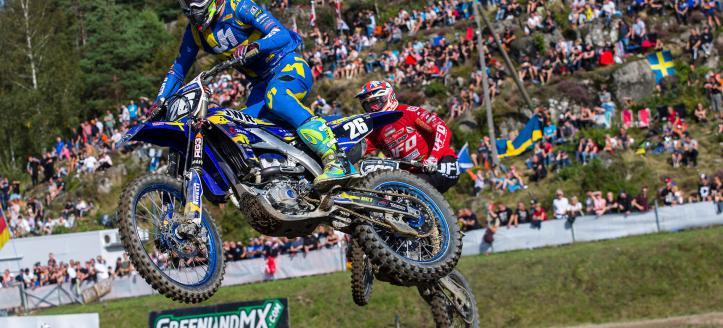 Tim Edberg en JWR Yamaha niet samen verder in 2020