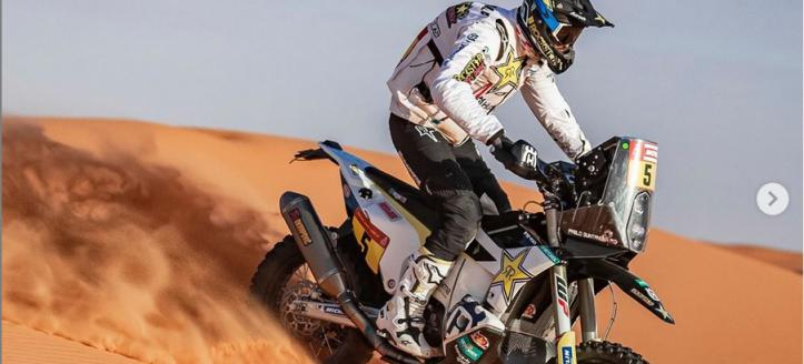 Het verhaal achter de tweede plaats van Pablo Quintanilla in de Dakar Rally
