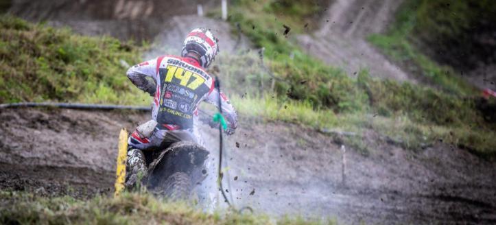 Miro Sihvonen scoort top vijf plaats in het Fins Kampioenschap