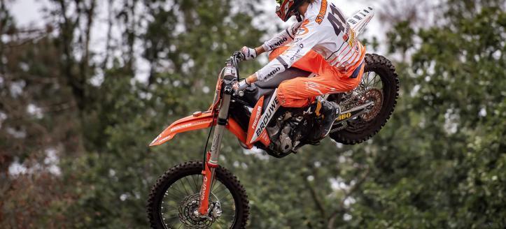 ONK Motorcross in Boekel afgelast