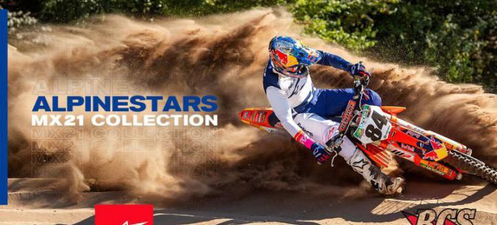 Alpinestars 2021 Collectie binnen bij Bcs Racing