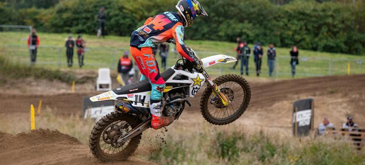 Grand Prix MX2 debuut voor Kay de Wolf aanstaande zondag in Lommel