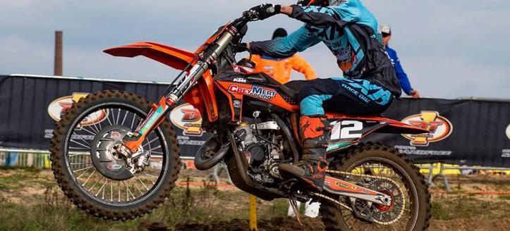 Creymert Racing stopt met het team