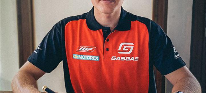 Pauls Jonass en Brian Bogers voor Standing Construct GASGAS Factory Racing in 2021