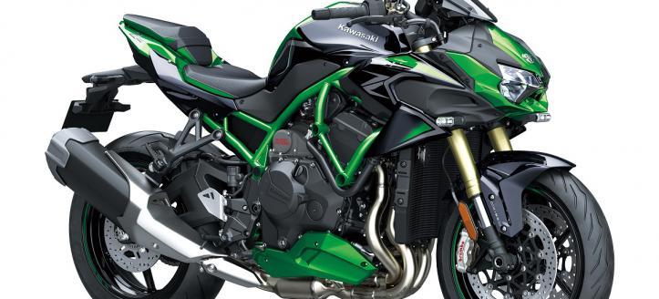 Kawasaki introduceert nieuwe Z H2 SE