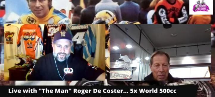 Uitgebreid interview met Roger Decoster