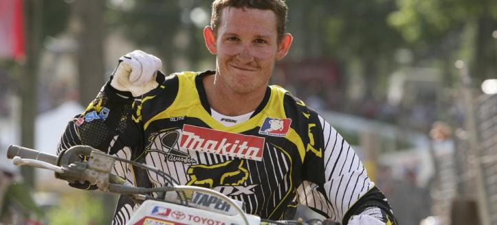 Movie: Carmichael and Smets speaking about the MX des Nations