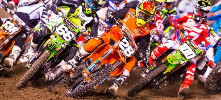 Science of Supercross Engineered by Kawasaki - Episode 1 (Holeshot)