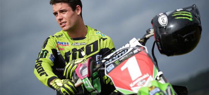 Jordi Tixier to postpone his MXGP début