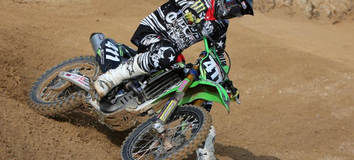Xavier Boog victorious in the French Championship in Gaillac Toulza