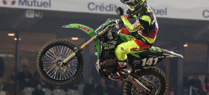 Maxime Desprey signs with Gebben van Venrooy Kawasaki and the world championship MXGP