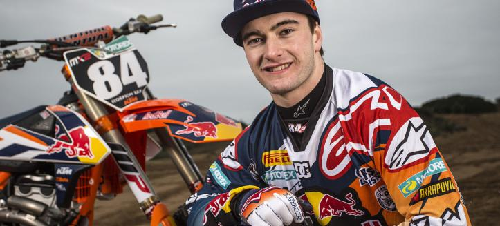 Herlings and Desalle shine again in the second moto in Valence