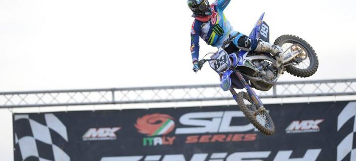 Watch the Italian Championship in Ottobiano live 13H40