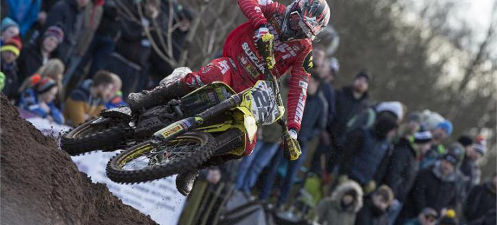 Herlings and Strijbos on pole in Valence