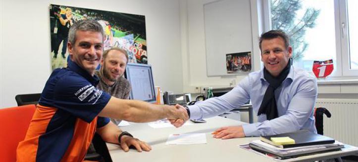 Jordi Villadoms stopt met zijn actieve rallycarriere en wordt sport manager bij KTM