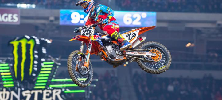 Extra webisode of Chasing the Dream: Marvin Musquin