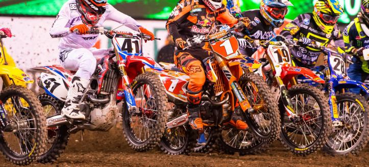 Full TV Coverage AMA Supercross in East Rutherford