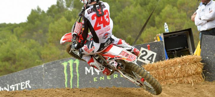 Double moto victory for Tim Gajser in Spain