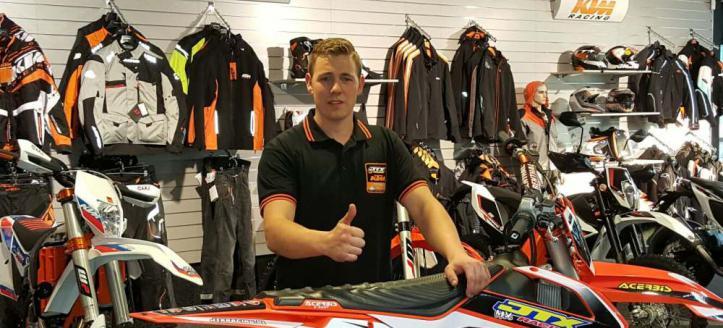 Robin Holtmeulen maakt 2016 af bij het JTX Racing-Wennekes team