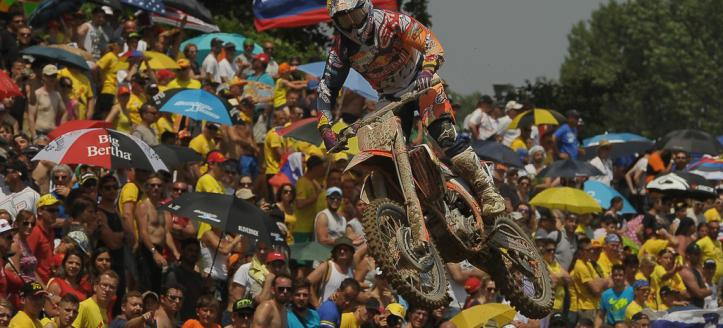 Watch how Herlings and Gajser won the GP of Lombardia
