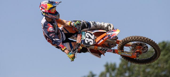 Jorge Prado will make his GP MX2 debut in Lommel