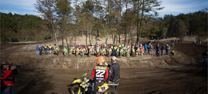 Film: Stefan Everts riding day in Argentinië