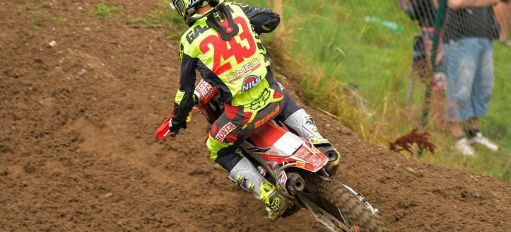 Movie/Pictures: Watch how Jonass and Gajser took the pole positions in Loket