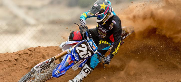 Alex Martin earns first moto win at Washougal