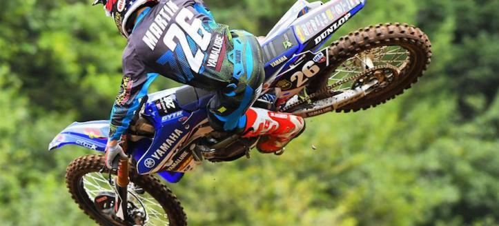 Alex Martin earns second overall win in Washougal