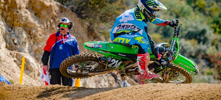 250MX: Austin Forkner Wins Overall at Ironman